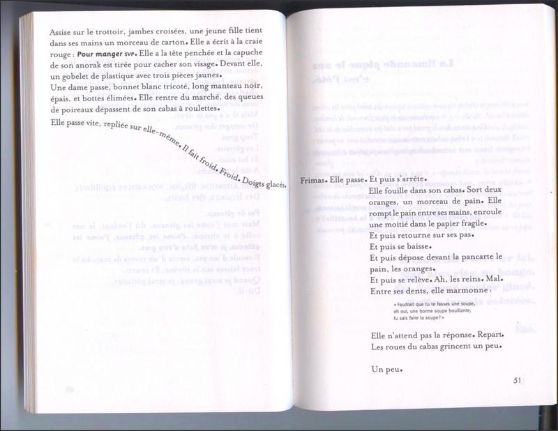 SNUipp-FSU - LA BOUCHE PLEINE, poèmes pressés - Bernard Friot - Milan 2009 (4.90