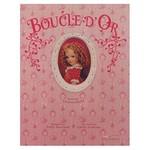"""Résultat de recherche d'images pour """"boucle d'or album couverture rose"""""""