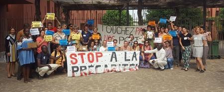 Grève Hdf Dakar