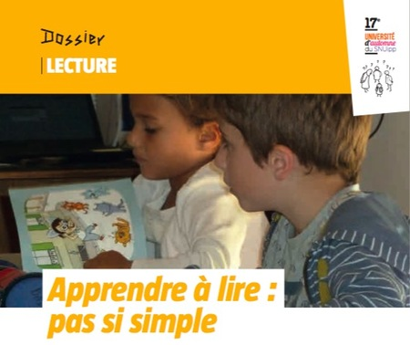 dossier lecture