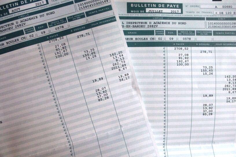 Calendrier Paie Prof.Versement Des Paies Et Pensions Calendrier 2019 Snuipp Fsu