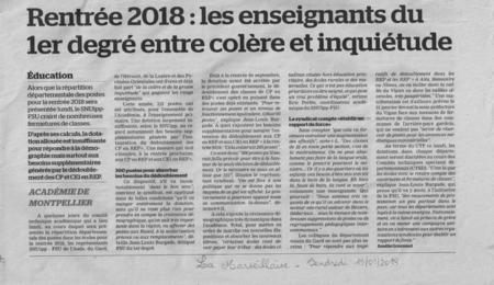 Marseillaise 19 janvier
