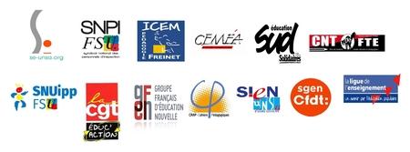logos communiqué commun