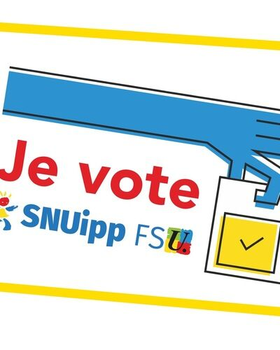 Snuipp elections tampon jaune hd
