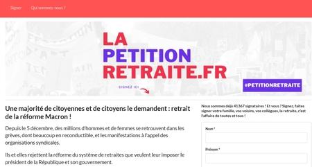 image pétition